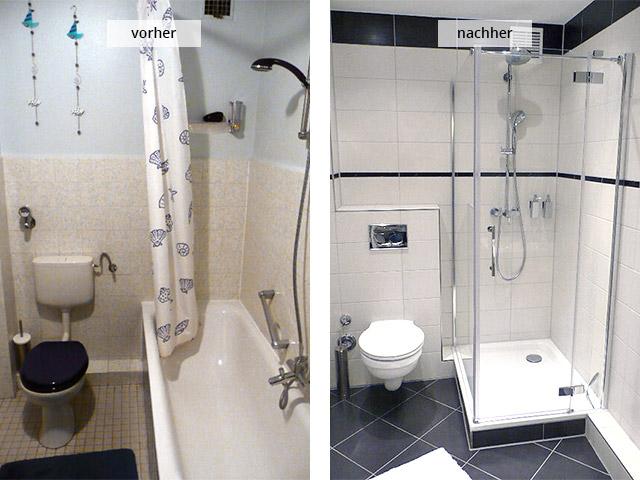 Badsanierung HWS - Badewanne erneuern ohne fliesen beschädigen