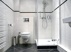 Sanierung kleines Bad - HWS