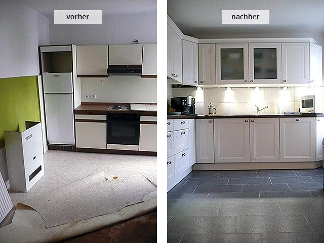 Küchensanierung - HWS